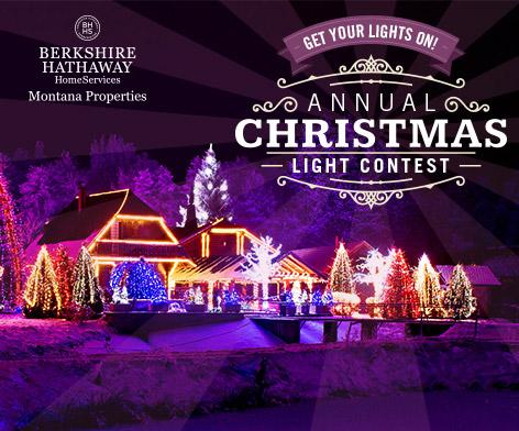 Map Of Bozeman Christmas Lights 2017
